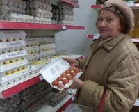 На снимке: Десяток стал «увесистее» в среднем на 9—12 рублей. Фото Владимира Бербенца