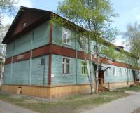 Вот дом 25 по Беломорскому проспекту... Фото Андрея Мирошникова