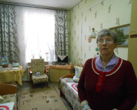 Вера Зиновьевна Каркавцева обратилась в редакцию за помощью. Фото Андрея Мирошникова
