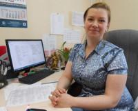Анастасия Микляева. Фото автора