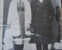 Родители Риммы Богдановой (Ситниковой): Анна Кузьминична и Василий Прокопьевич.  Архив Р.В. Богдановой