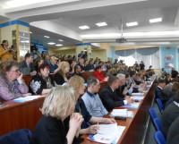 XVI конференция предпринимателей. Архангельск, 16 мая 2014 года. Фото Андрея Мирошникова