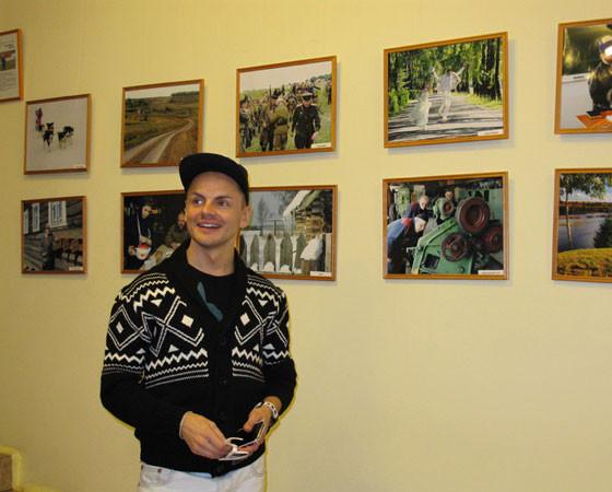 Михаил Грибанов в жизни... Фото Владимира Тикуса