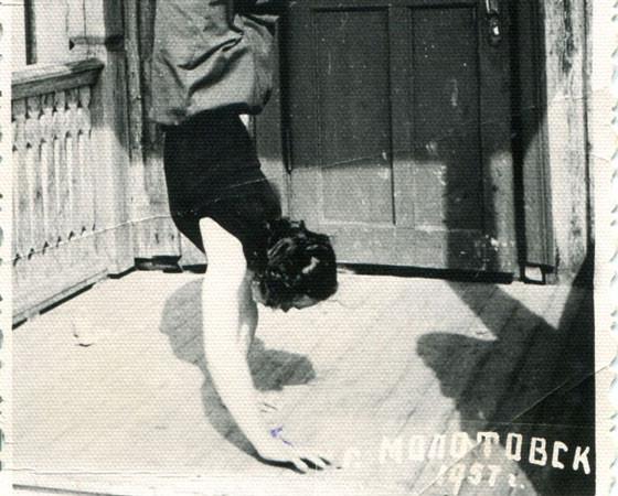 Фото из архива Е.А. Абрамовской и Н.П. Сирковой