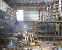 В цехе 50 идёт масштабная реконструкция. Фото Олега Перова