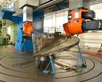 Модернизированный станок РВД-90А. Фото пресс-службы ОАО «ЦС «Звёздочка»