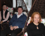 В VIP-зале нового кафе есть даже гамаки. Фото Андрея Мирошникова