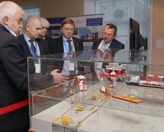 Арктические проекты. Сегодня и завтра. Фото пресс-службы губернатора и правительства Архангельской области