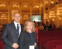 Северодвинцы Владимир и Наталья Тарасовы на Всероссийском форуме приёмных родителей уже второй раз. Фото из архива семьи Тарасовых