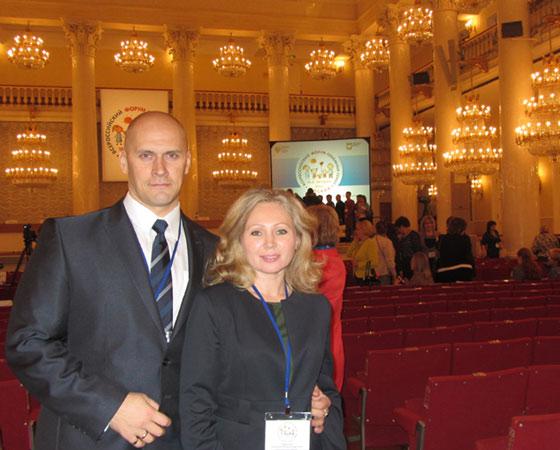 Мамы и папы в Кремле