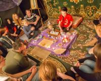 Восточная церемония. Фото предоставлены студией МОСТ
