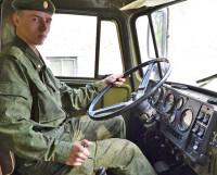 Фото из архива отдела военного комиссариата