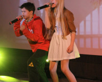 Егор Кобзаренко и Марина Ларионова. Фото Валентина Капустина
