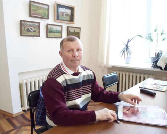 Три ипостаси Сергея Сухарева
