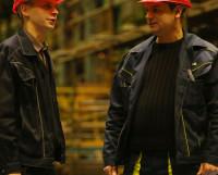 Ежедневно Алексей Горбанёв и Денис Клявза решают множество производственных вопросов. Фото Олега Перова