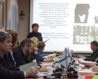 По итогам заседания сформируют пакет документов для отправки в профильный комитет Госдумы. Фото автора