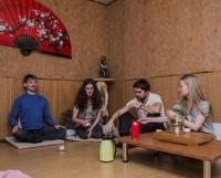 """Зачем церемониться с чаем? Те, кто посетил чайное действо, знают… Фото из архива клуба""""Полная чаша"""""""