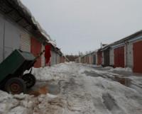 ГСК «Якорь» — один из лидеров в списке должников по оплате аренды земельного участка. Фото Андрея Мирошникова