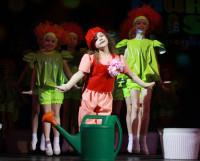 Ульяна Волова выступила с коллективом «Фантазия». Фото Валентина Капустина