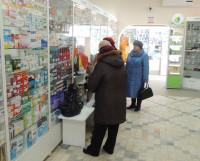 Вздохи  у  аптечных  прилавков  —  не  редкость. Фото Валентина Капустина
