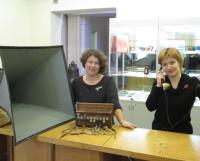 На днях в СГКМ из филиала Ростелекома поступили экспонаты бывшего музея связи. Можно не сомневаться, что это материал для новой интересной выставки. Фото Галины Чарупы
