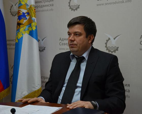 Начальник финансового управления А.Л. Дураков. Фото Елены Никитиной