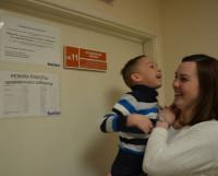 Лия Ежова и Андрей: «Я прививки не боюсь, если надо — уколюсь!».  Фото Елены Никитиной