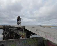 Каждая поездка по мостам как русская рулетка. Фото автора