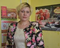 Ольга Анатольевна на родном предприятии. Фото Елены Никитиной