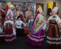 На фестивале землячеств и этнических общин «Во Поморской стороне живём». Фото Евгении Легостаевой