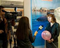 Журналисты ГТРК готовят свежие репортажи. Фото из архива ГТРК
