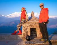 Красоту Индии сложно описать словами. Особенно живописны горы. Фото из личного архива Юлии Рыпаковой