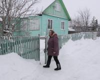 «Заходите, гости дорогие!» — приглашает Наталья Семёновна. Фото Валентина Капустина