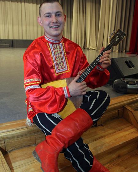Александр Хрусталёв. Фото Валентина Капустина