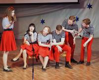 Команда «6+» стала победителем областного фестиваля. Фото Валентина Капустина