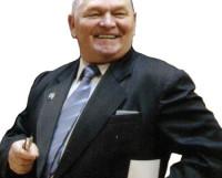 Заместитель главного редактора информвестника «Трудовая вахта» Анатолий Попов. Фото Юрия Максимова