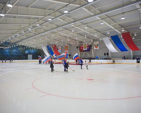 Лёд для будущих чемпионов