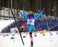 Фирменный финиш Алексея Шемякина. Фото flgr.ru