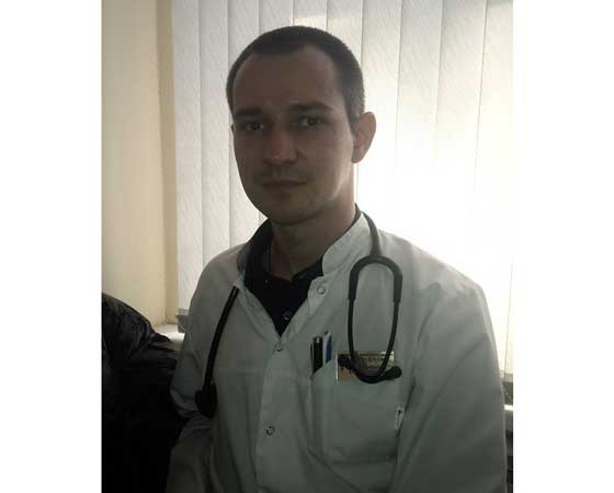 Врач-нефролог Валерий Мамонов    Фото автора