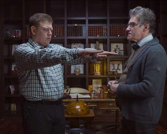 Кадр из фильма Анны Яновской «Двое вместе». В Северодвинске картина заняла II место.