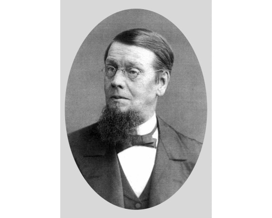 Карл Иванович Май (1820—1895). Фото с сайта www.rudata.ru