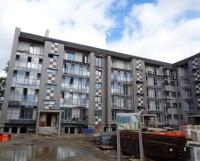 Сегодня в Северодвинске строятся 34 жилых многоквартирных дома. Общая площадь квартир — 19 7576 кв. метров. Фото автора