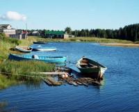 Деревня Пушлахта. Новая дирекция парка обещает учитывать интересы местных жителей в первую очередь. Фото Александра Шаларёва