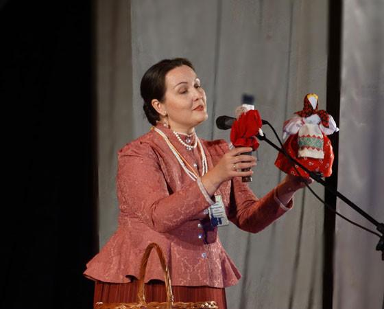Победитель в художественно-эстетической номинации Елена Сынкова. Фото автора
