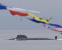 Придёт время, и атомный подводный крейсер «Казань» так же, как и его предшественник «Северодвинск», выйдет в море.  Фото О. Перова