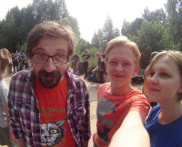 Григория Тарасевича, руководителя Школы научной журналистики, мы звали просто Гриша.