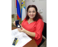 Елена Орлова — одна из немногих, кто уже знает имена обладателей городской Ломоносовской премии. Фото автора