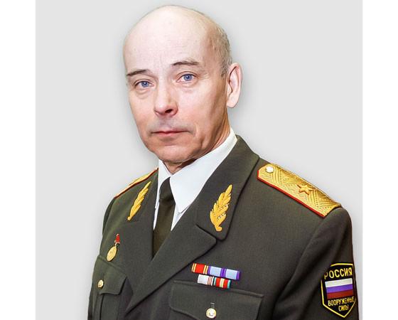Таким запомнили генерала Полякова. Фото Валентина Капустина (из фондов СГКМ)