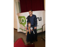 Специальный приз сайта www.go29.ru получила Анастасия Колесникова.