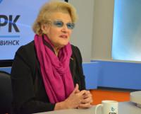 На встрече с журналистами Светлана Сергеевна приоткрыла тайну: будет ли продолжение саги о гардемаринах? Фото Елены Никитиной